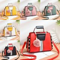 Tas Selempang Wanita Fun Bag Fun Bag Handbag Slingbag Wanita Visfan