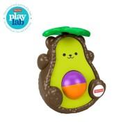 Fisher Price Rattle Toy (Avocado Bear) - Mainan Gantung Anak Bayi