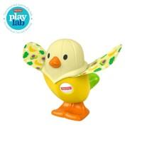 Fisher Price Rattle Toy (Banana Bird) - Mainan Gantung Anak Bayi
