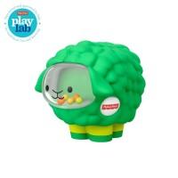 Fisher Price Rattle Toy (Broccoli Sheep) - Mainan Gantung Anak Bayi