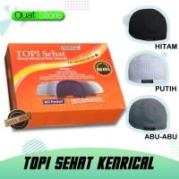 TOPI SEHAT KENRICAL ORIGINAL PECI / KUPLUK / SONGKOK KESEHATAN