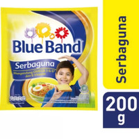 Blue band margarin serbaguna 200 gr