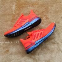 Adidas Ultraboost 20 Solar Red UA Quality FV8451