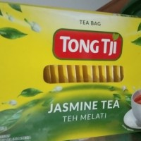 Teh Tong Tji Jasmine 25 sachet