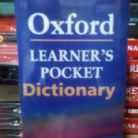 Buku New Oxford Learner's Pocket Dictionary