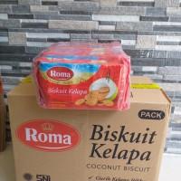 Biskuit Roma Kelapa 1 Dus (Via GOJEK)