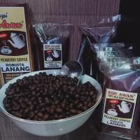 Kopi Robusta Lanang asli Dampit Malang 100 gram