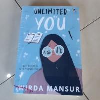 Buku Unlimited You - Wirda Mansur