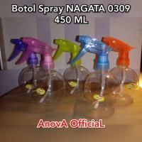 BOTOL SRAY. NAGATA NA 0309. 450 ML. SEMPROTAN / SEMPROT. SPRAYER.