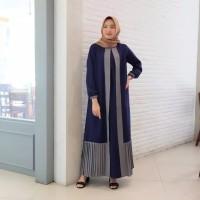 Maxi Dress Vera Gamis Plisket Gamis Lebaran Gamis Terbaru Gamis Muslim