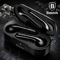BASEUS Encok W07 True Wireless Earphone TWS Bluetooth Handsfree