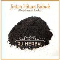 [500 gram] Jinten Hitam Bubuk / Habbatusauda Powder IMPORT