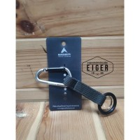 Gantungan Kunci Carabiner Eiger 6mm W Bottle Carrier 91000 2176