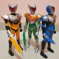 Mainan Robot Satria Garuda Bima X - Figure Superhero Anak Edukatif