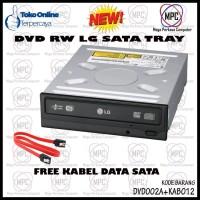 DVD RW KOMPUTER PC INTERNAL LG SATA TRAY BONUS KABEL DASxfxSx
