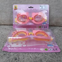 Kacamata Renang Anak Karakter - Goggles Swim Hello Kitty
