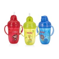 Nuby PP COMFORT FLIP IT WITH HANDLE (Assorted Colour)