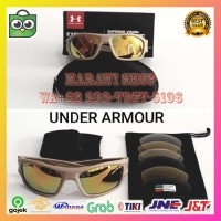Super Hot! KACAMATA TACTICAL UNDER ARMOR POLARIZED POLARIS Terbatas!