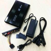 Casing Hardisk External HDD 3 5 inch Sata USB 2.0 - HDDSxfxSx