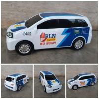 Mainan Mobil Pln Tarik Anak Edukatif - Mobilan Operasional Edukasi