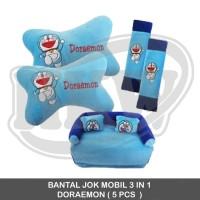Bantal 3 In 1 Doraemon Mobil Mazda Cx 5