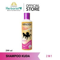 Miranda Shampoo Kuda 2 in 1