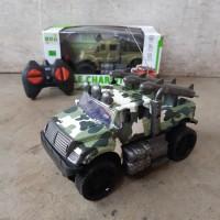 Rc Car Jeep Army Edukasi Mainan Mobil Remote Control Anak Edukatif
