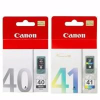 Tinta Canon PG40-CL41 ORIGiNAL(1set) ORIGINAL