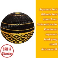 Songkok Recca Bone Pakaian Adat Bugis Makassar SRB 14 Standar