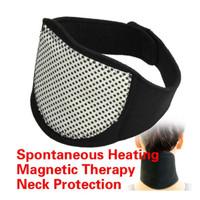 Sabuk Terapi Leher Pemijat/Penghangat dengan Terapi Magnetic