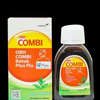 Obh Combi bqtuk plus flu 100ml