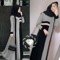 Maxi Dress Ariella Gamis Lebaran Gamis Terbaru Gamis Cantik
