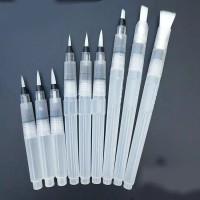 Water Paint Brush Water Color Paint Brush Set Kuas Lukis Cat Air