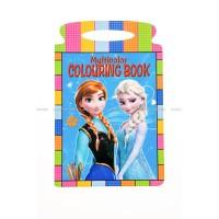 Buku Mewarnai Multicolor Frozen #1