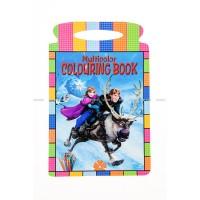 Buku Mewarnai Multicolor Frozen #2