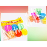 fun doh pick & play - fun doh refill - mainan lilin - fun doh murah