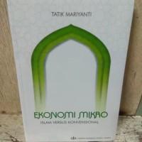 Ekonomi Mikro Islam Versus Konvensional
