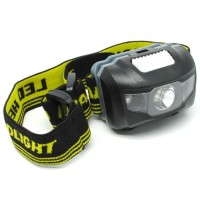 Headlamp LED Multifunction Outdoor 3W