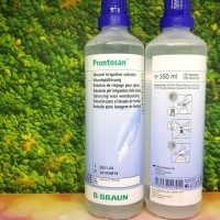 B Braun Prontosan Solution 350ml Pengobatan Luka Luar / Pasca Operasi