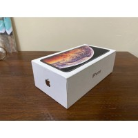 iPhone XS Max 256Gb Gold Second Fullset Like New