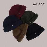 Beanie Hat Topi Kupluk by Musca Indonesia