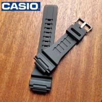 Tali Strap Jam Tangan Casio STL-S110H STL S110 Aftermarket Black