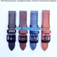 Alexandre Christie AC 6507 Strap Leather Watch Band Tali Jam 6507