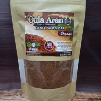 Gula aren bubuk / Brown sugar / arenga palm sugar 500gran
