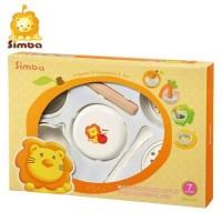 Simba Multifunctional Food Processor Set - Peralatan Makan Anak Bayi,