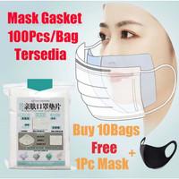 Filter Masker Anti Virus Corona Mask Pad Refill Filter Udara Masker