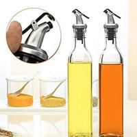 Pourer Bottle 0.5L/Olive Oil Vinegar Bottle/Botol Minyak dengan Pourer