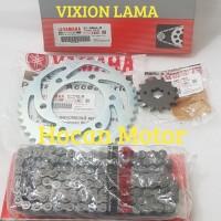 GEAR GIR SET VIXION LAMA OLD ORISINIL YGP 3C1