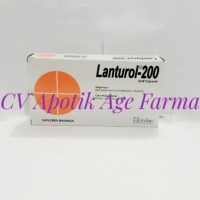 Lanturol-200 Soft Caps isi 100 (Landson)
