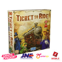Funny To Ticket Ride Card Family Games Toys Party Game Gifts For Kids